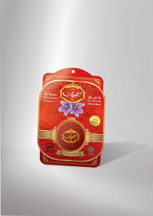 خرید زعفران 0.2 گرمی گلیران