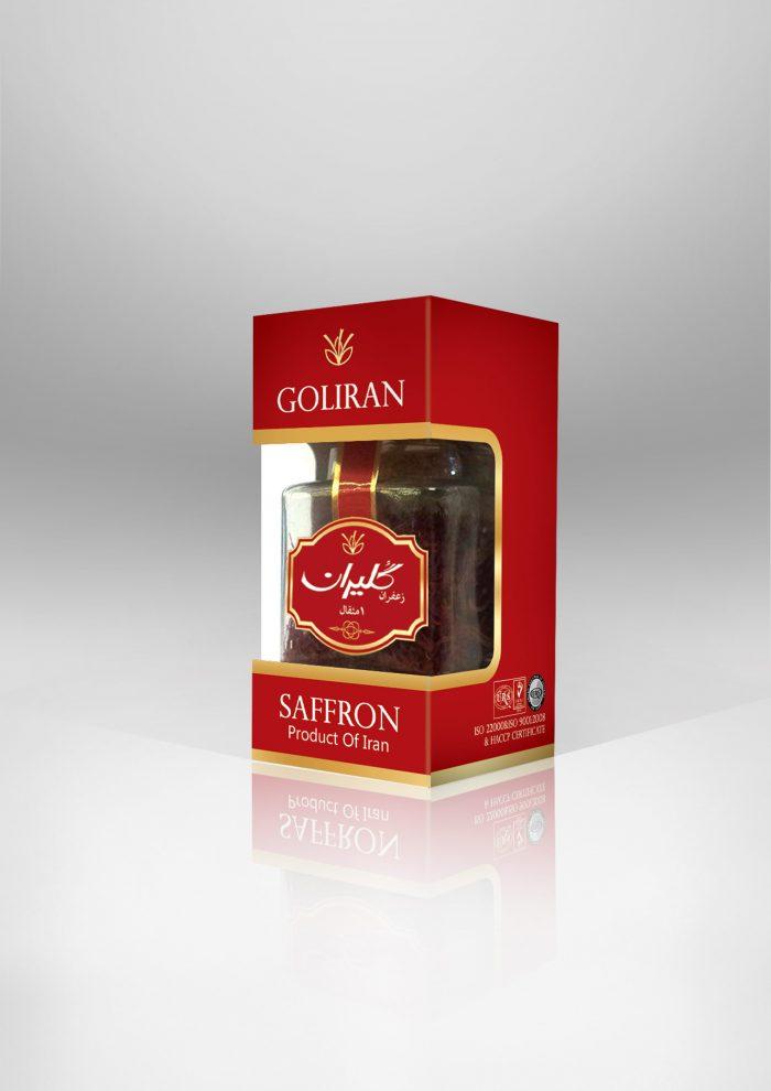 خرید زعفران 1 مثقالی گلیران