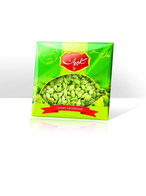 خرید هل سبز 10 گرمی گلیران